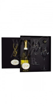 Jacquinot, Blanc de Blancs 70 ans NV 750ml Gift Box