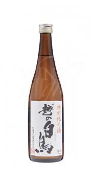 Koshino Hakucho, Tokubetsu Junmai 720ml