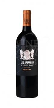 Les Griffons de Pichon Baron 750ml 2012