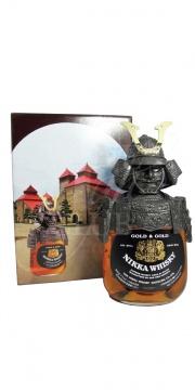 "Nikka, Gold & Gold ""Samurai"" 750ml NAS"
