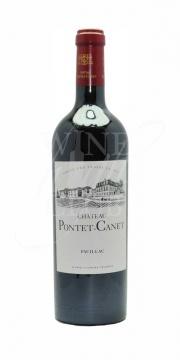 Pontet Canet 750ml 2012