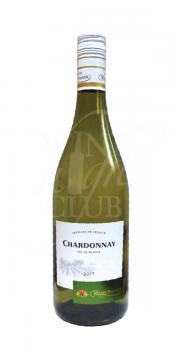 Remy Pannier, Chardonnay VDF 750ml 2017