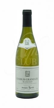 "Servin, Chablis Grand Cru ""Blanchot"" 750ml 2016"