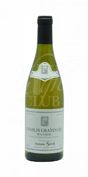 "Servin, Chablis Grand Cru ""Bougros"" 750ml 2016"