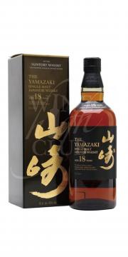 Suntory Yamazaki 18yrs 70cl